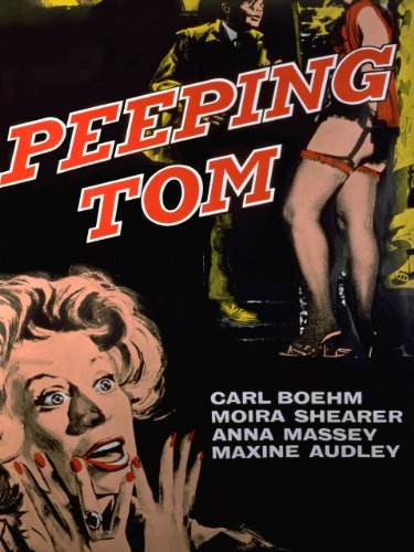 Poster for Peeping Tom