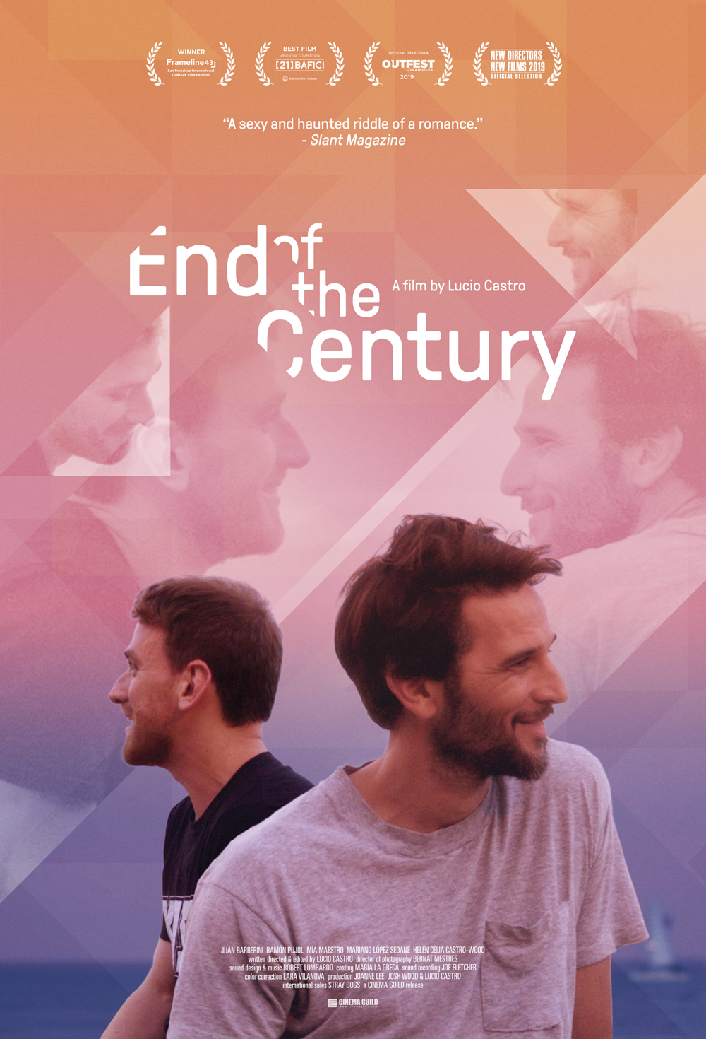 Poster for End of the Century