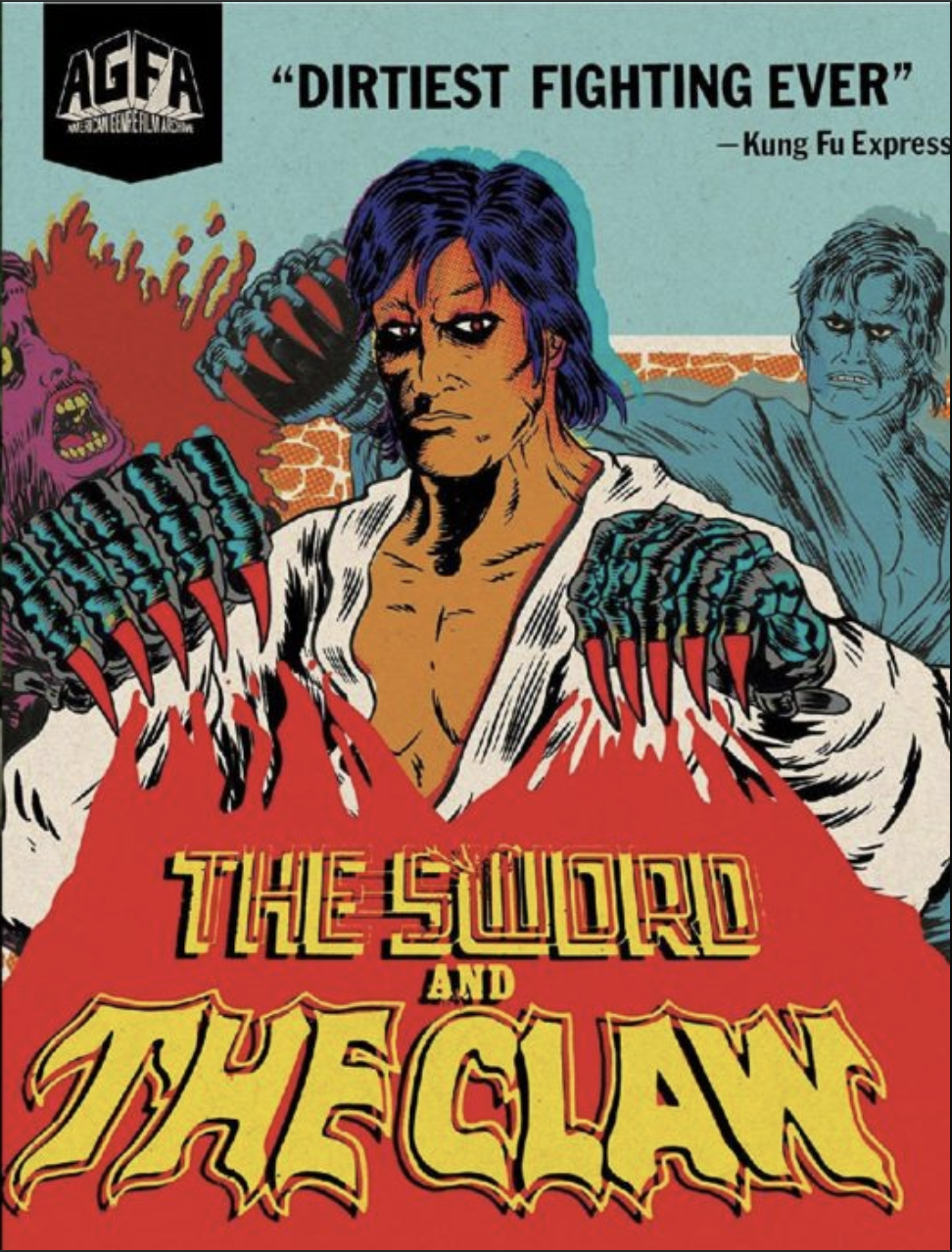 Poster for The Sword and the Claw