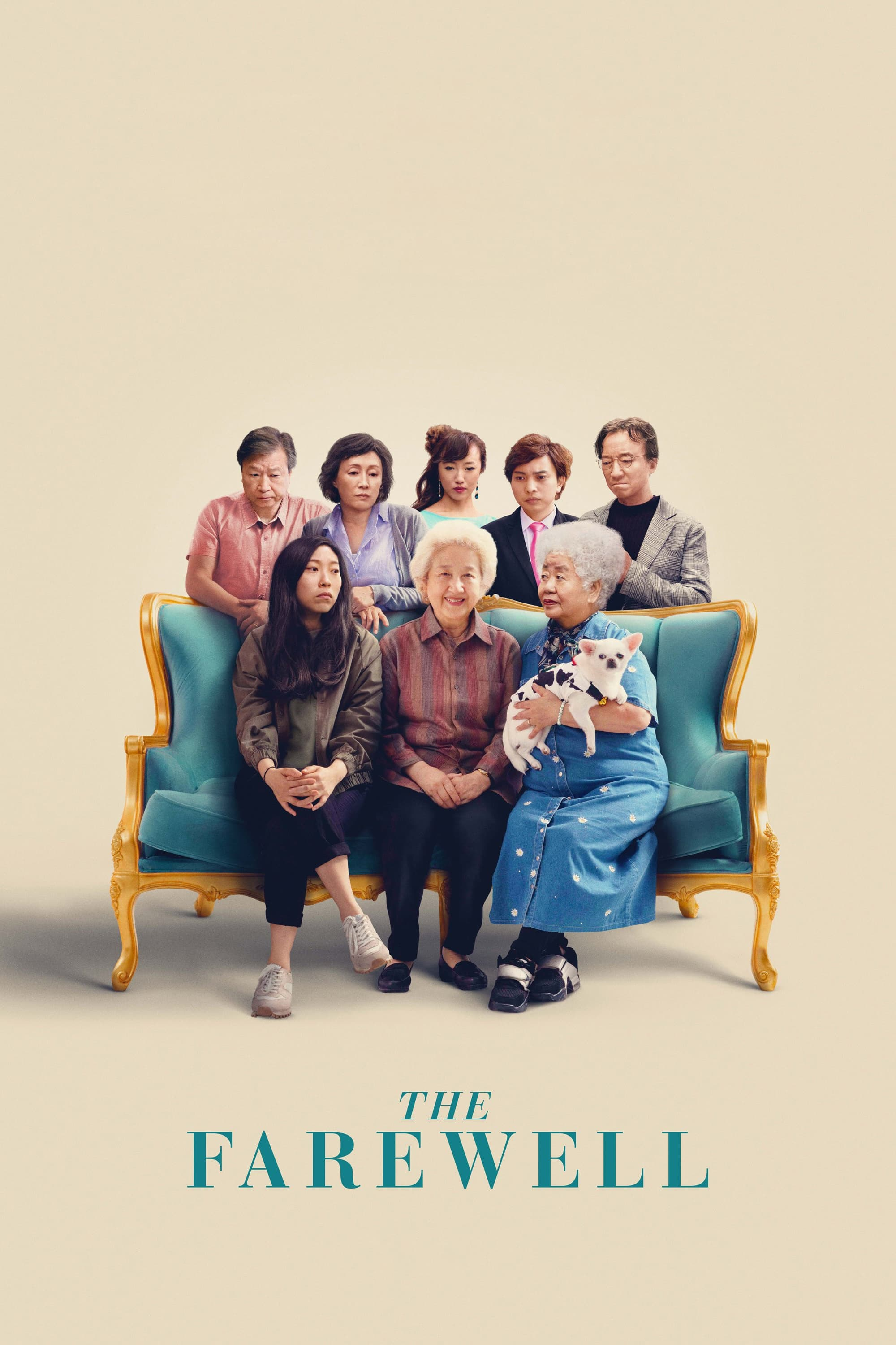 Poster for The Farewell