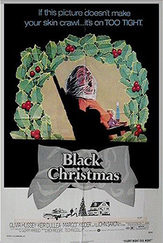 Poster for Black Christmas (1974) (Geisha Girls Sushi Pop-up 12-7)