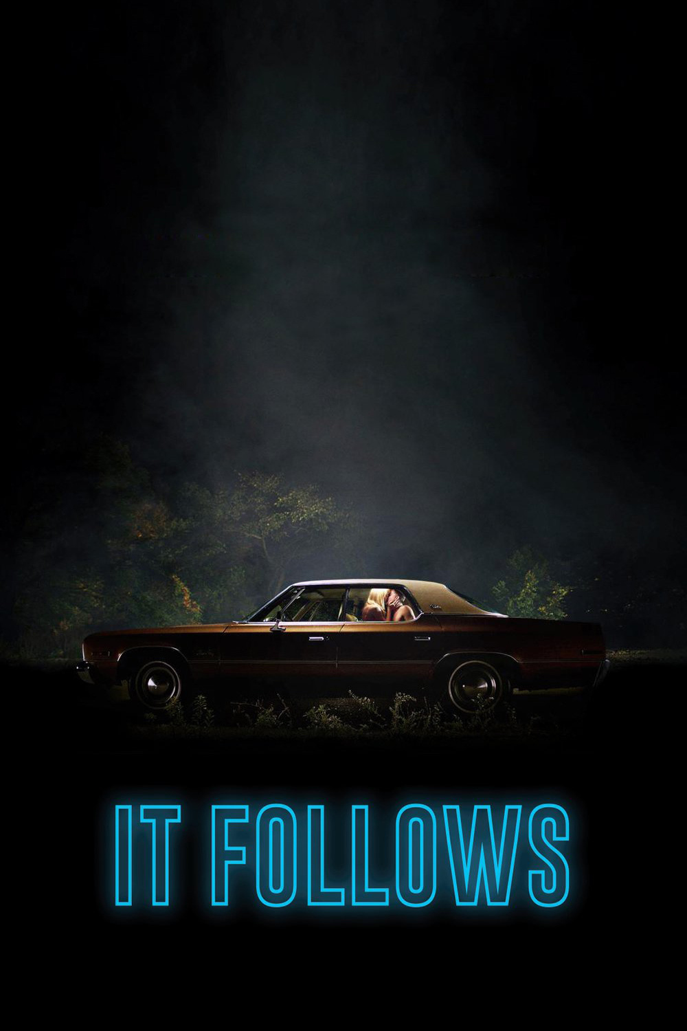 Poster for Detroit Strange Live Podcast Taping + IT FOLLOWS
