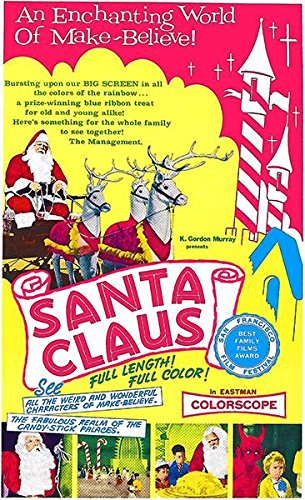 Poster for Santa Claus ()