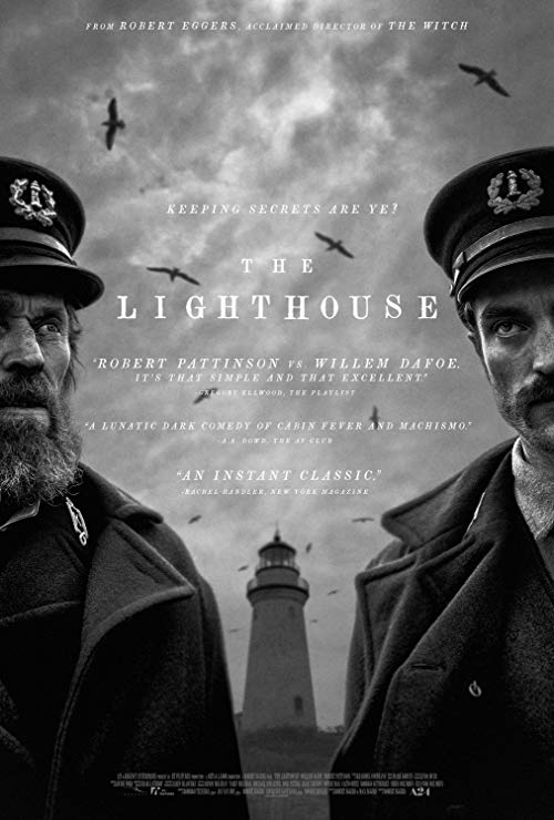 Poster for The Lighthouse