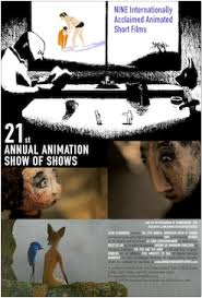 Poster for The Animation Show of Shows