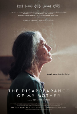 Poster for The Disappearance of My Mother