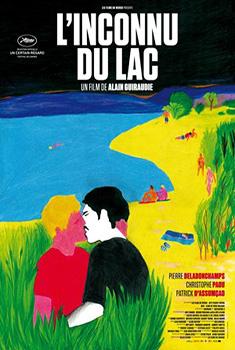 Poster for Stranger By The Lake