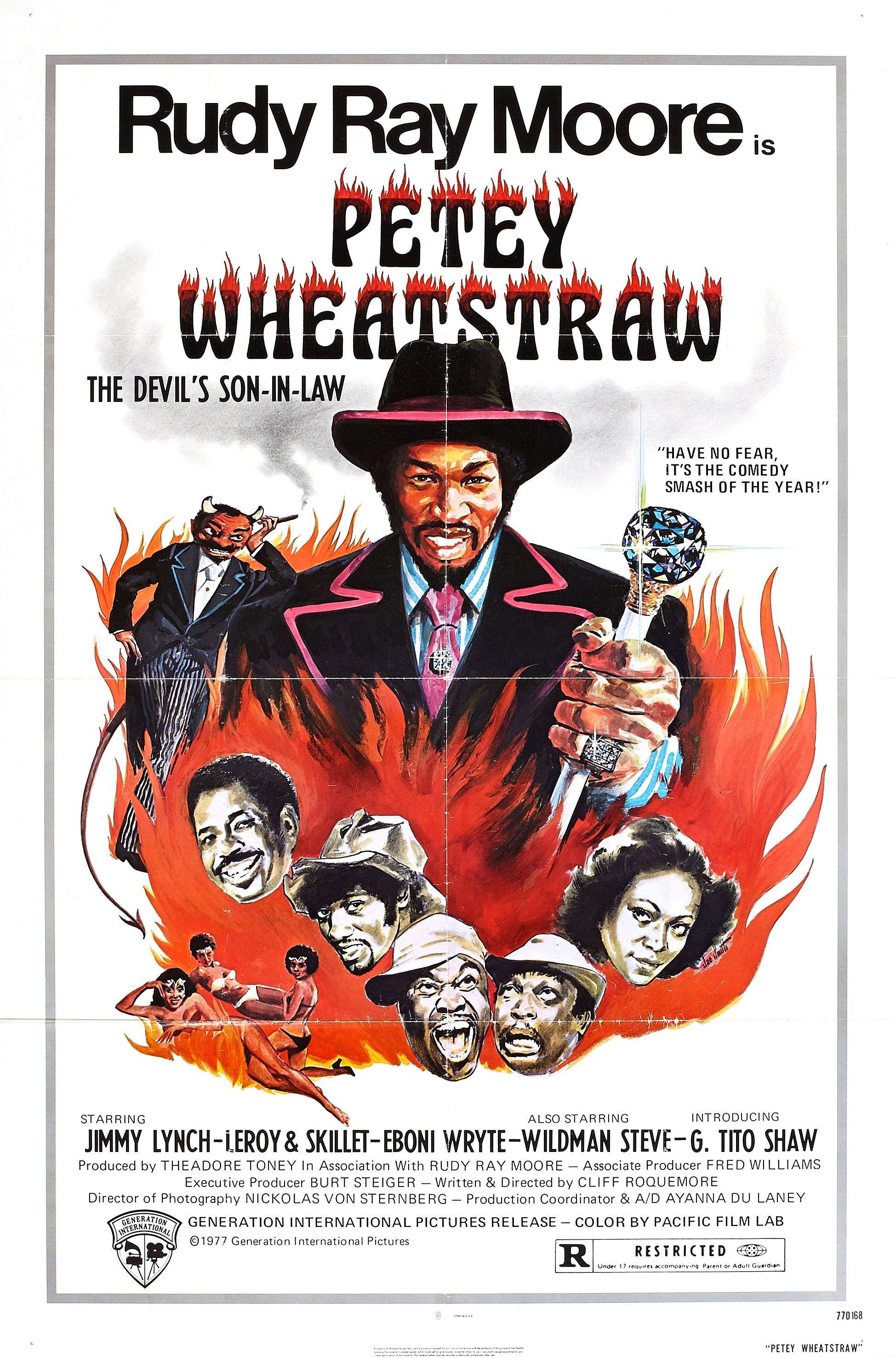 Poster for Petey Wheatstraw