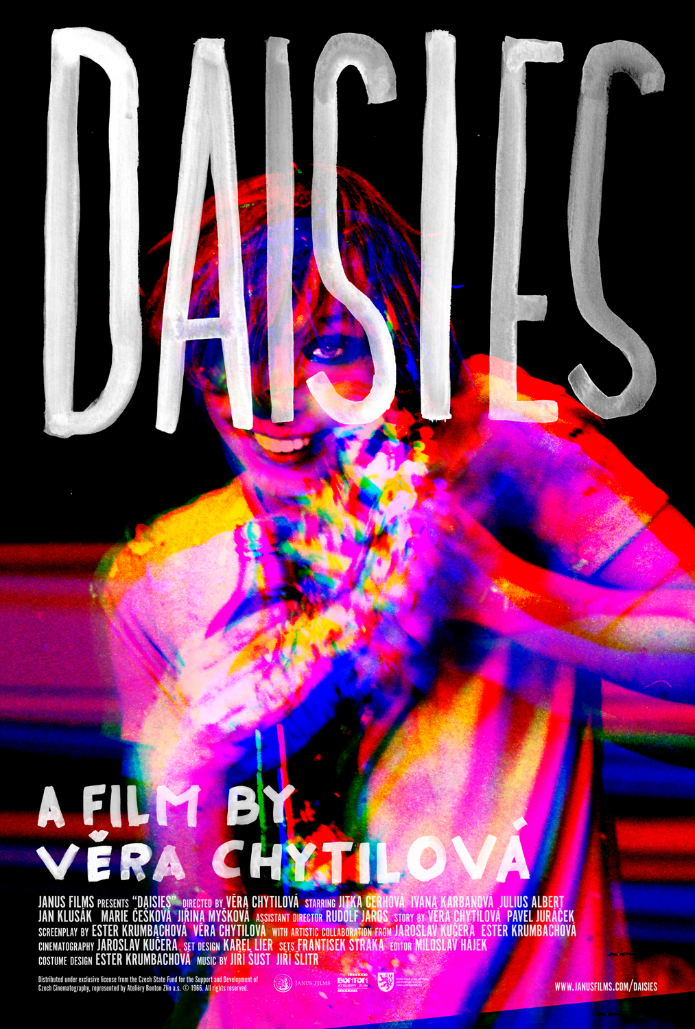 Poster for Daisies