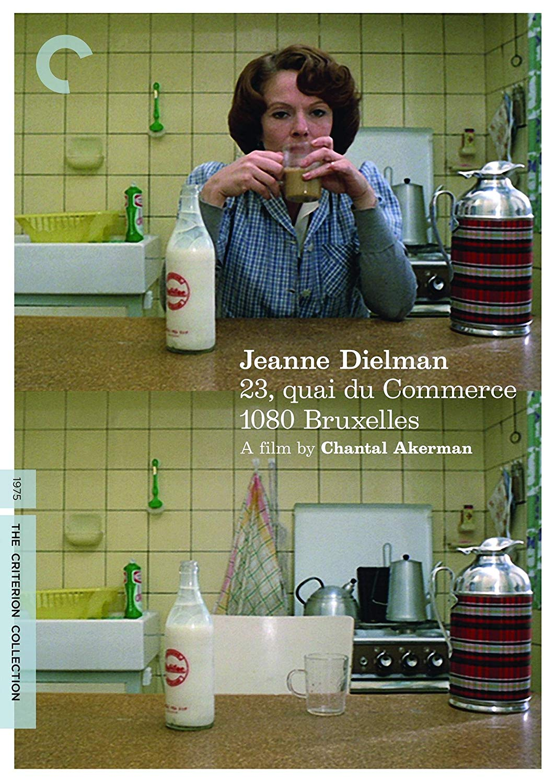 Poster for JEANNE DIELMAN, 23, QUAI DU COMMERCE, 1080 BRUXELLES