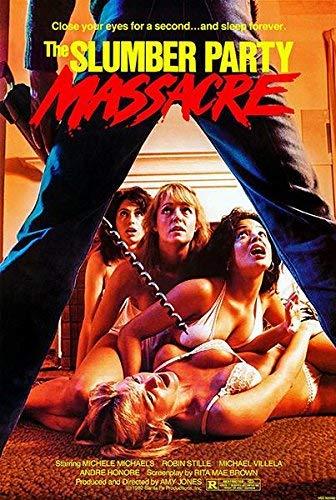 Poster for Slumber Party Massacre
