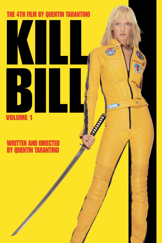 Poster for Geisha Girls Omakase Dinner + KILL BILL VOL. 1