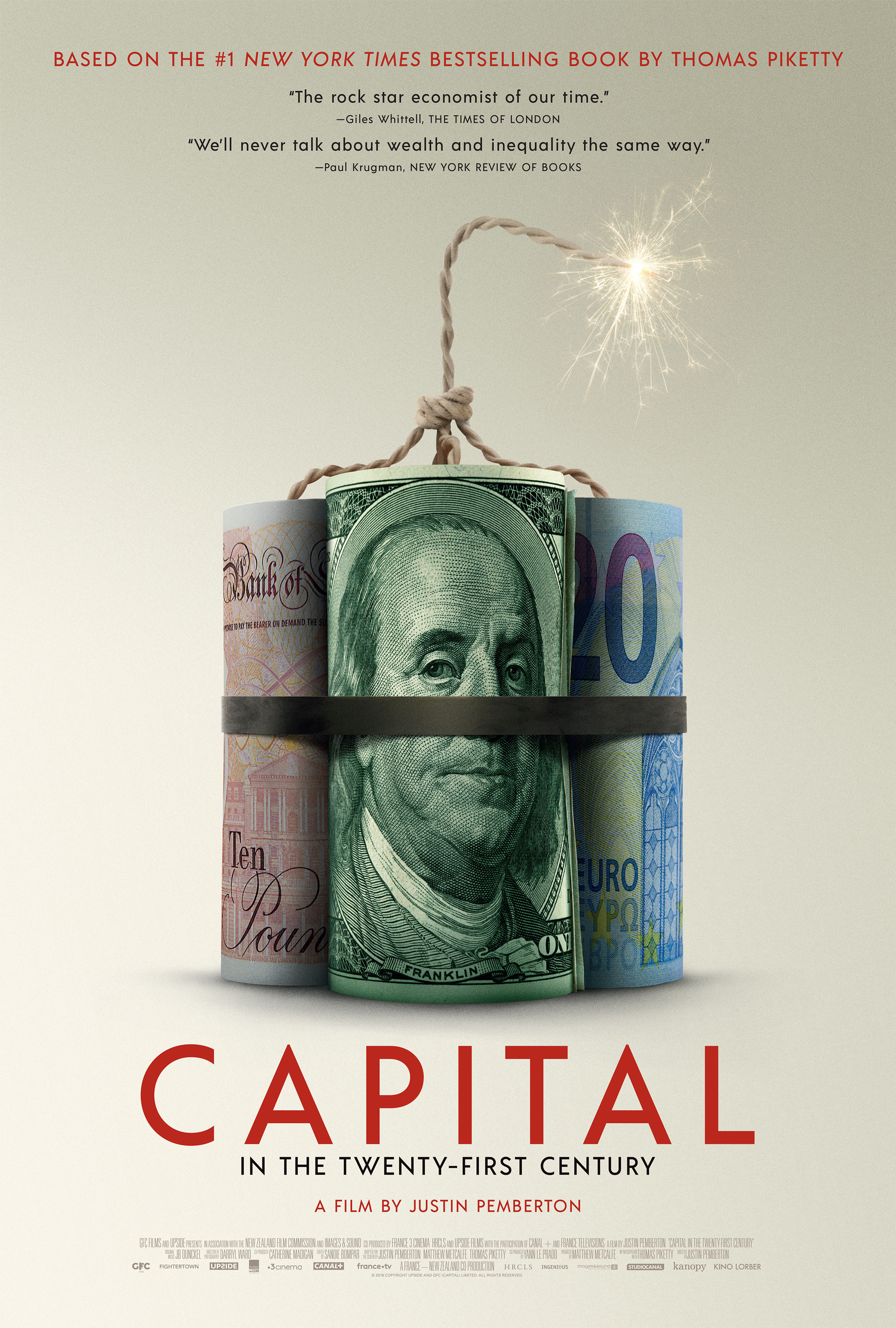 Poster for Capital in the 21st Century