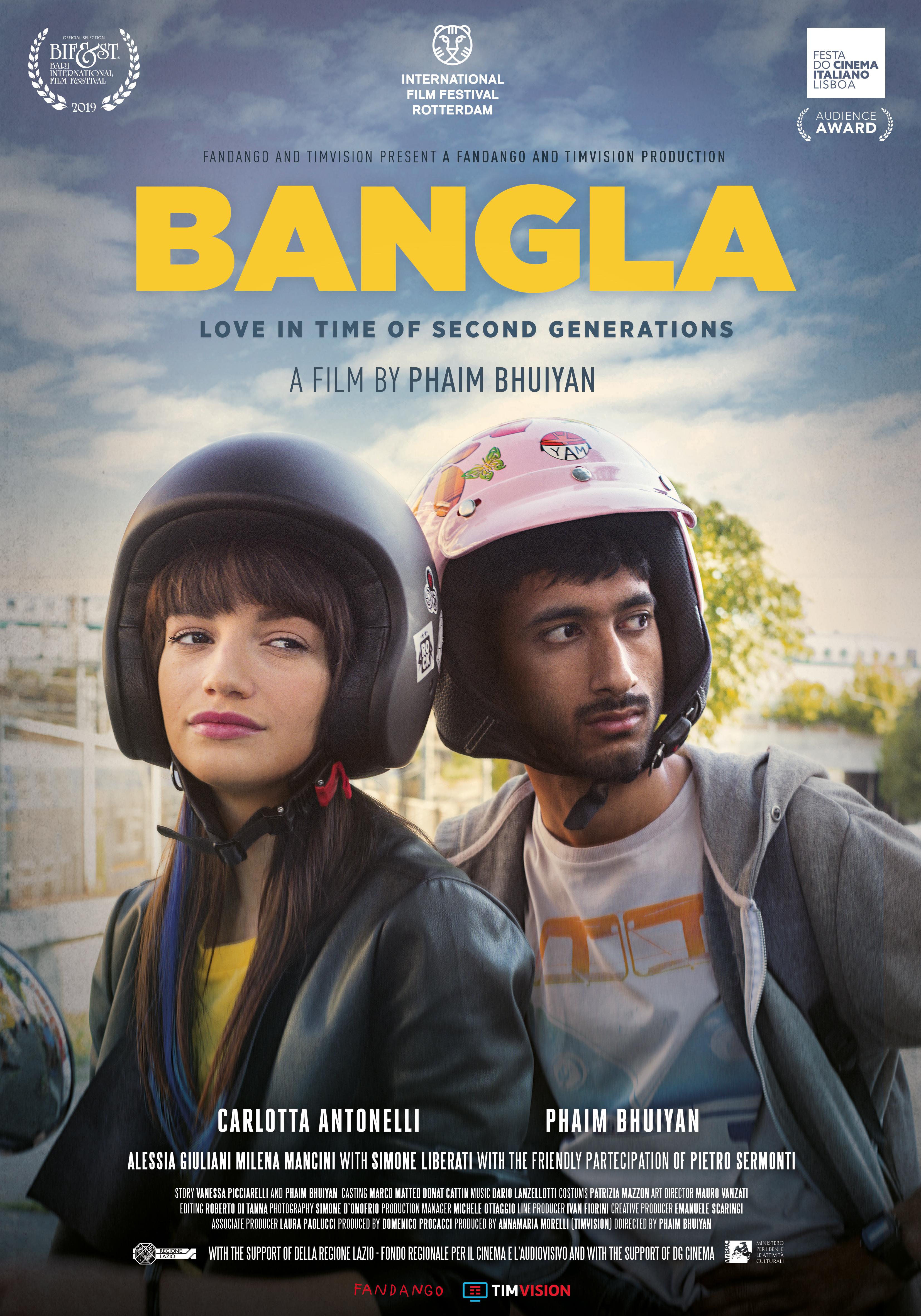 Poster for Bangla