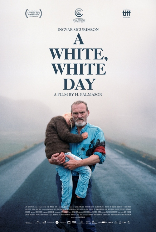 Poster for A White, White Day
