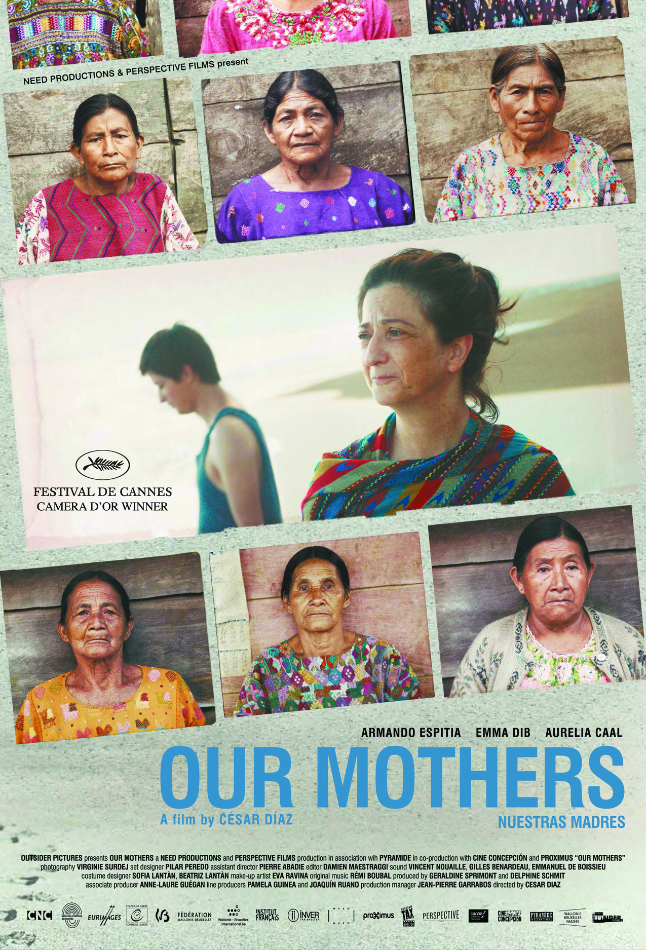 Poster for Our Mothers