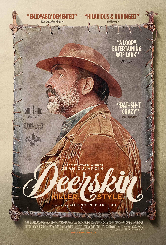 Poster for Deerskin