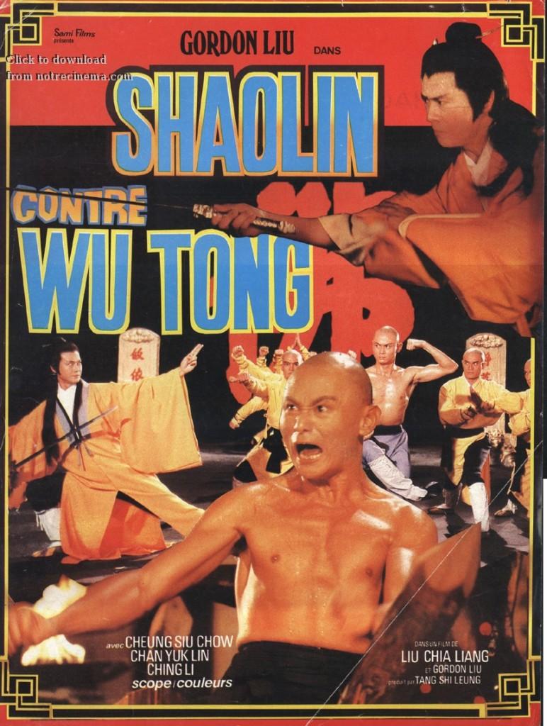 Poster for Shaolin vs. Wu Tang LiveStream w/RZA!