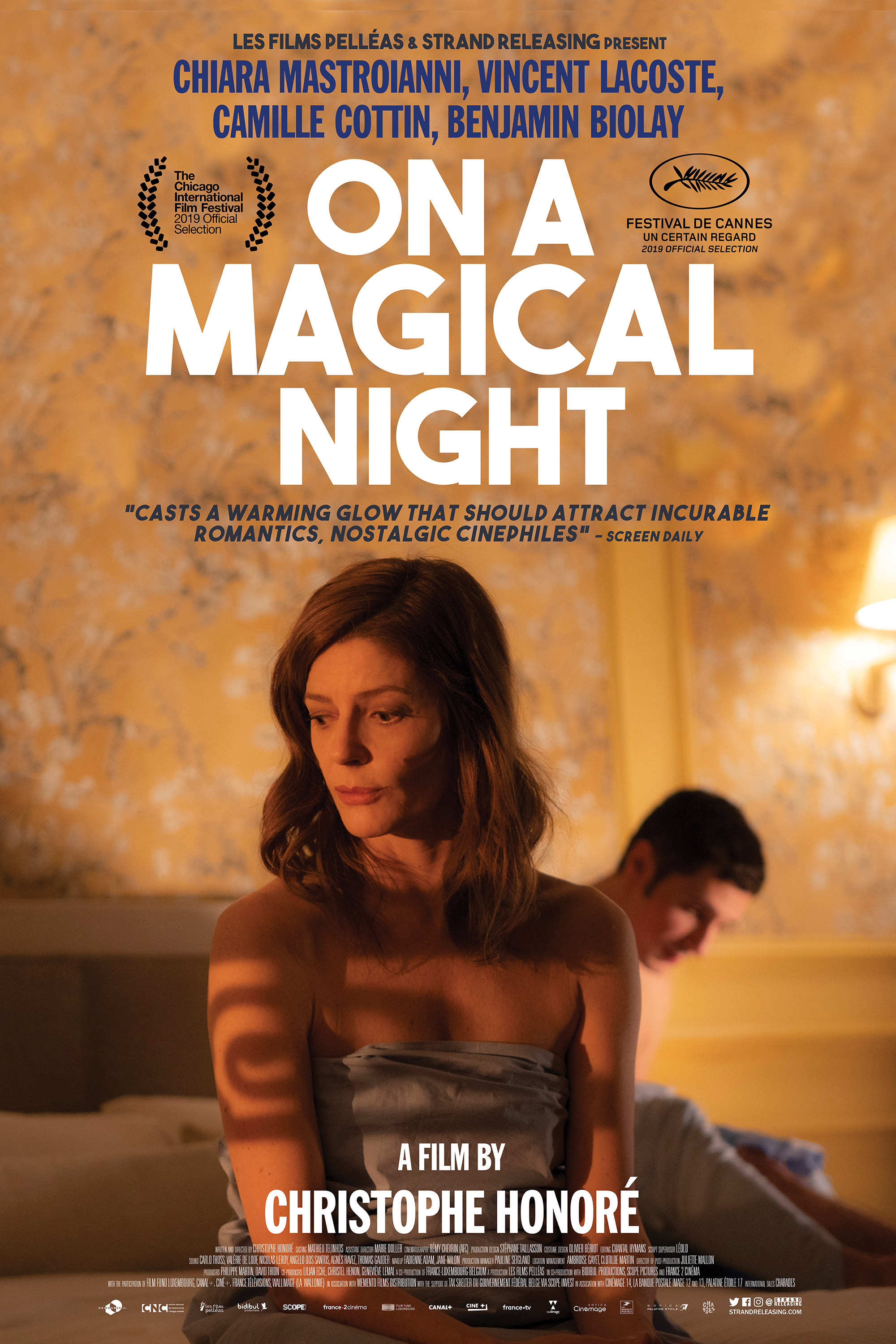 Poster for On a Magical Night