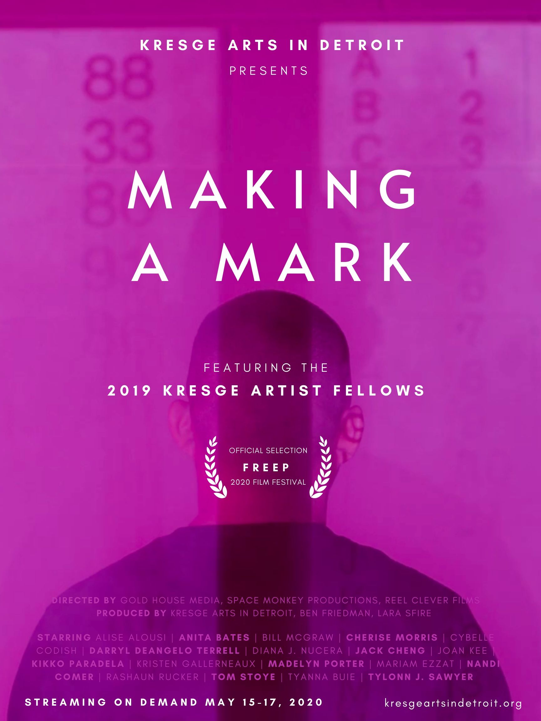 Poster for MAKING A MARK
