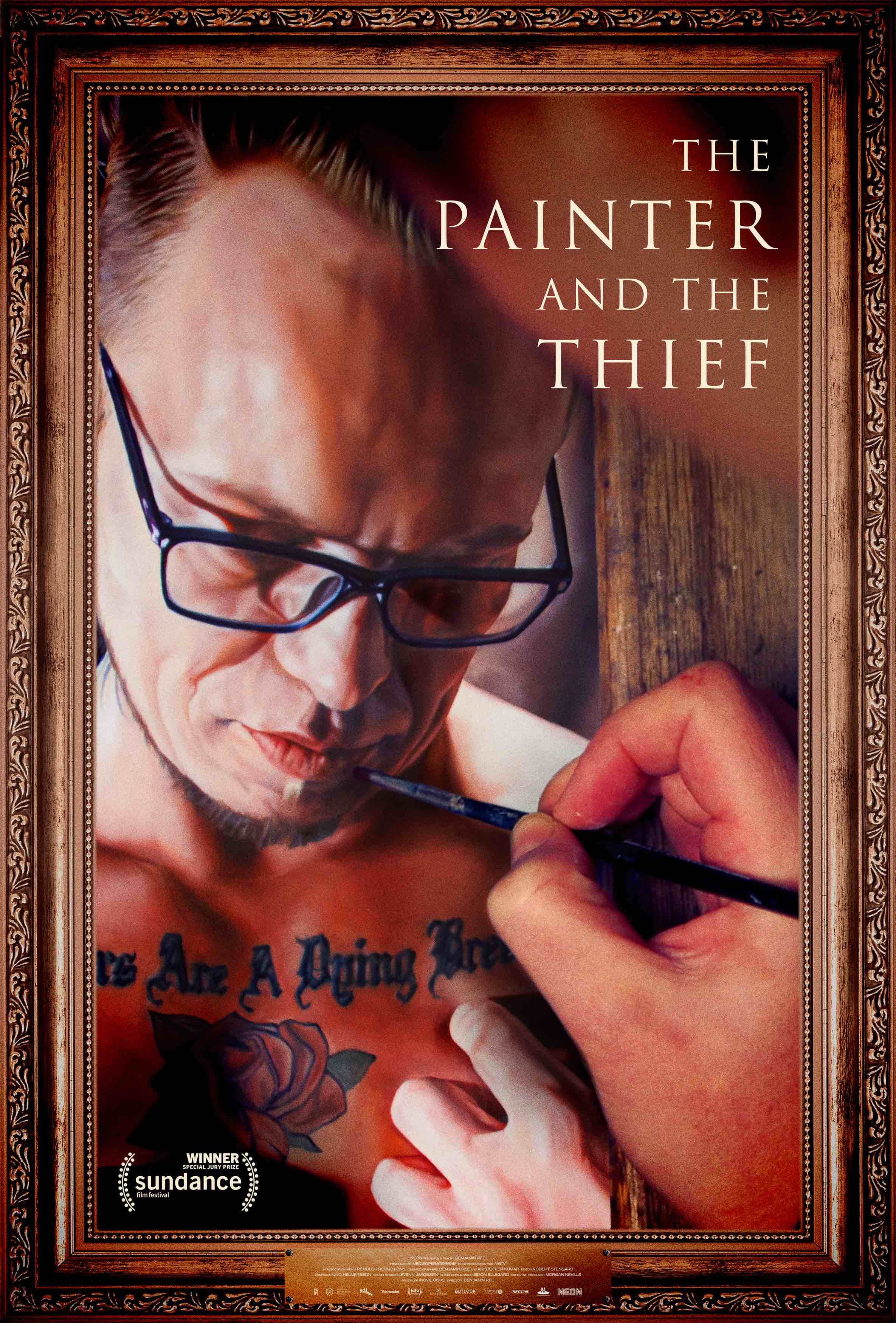 Poster for The Painter and the Thief + Q&A