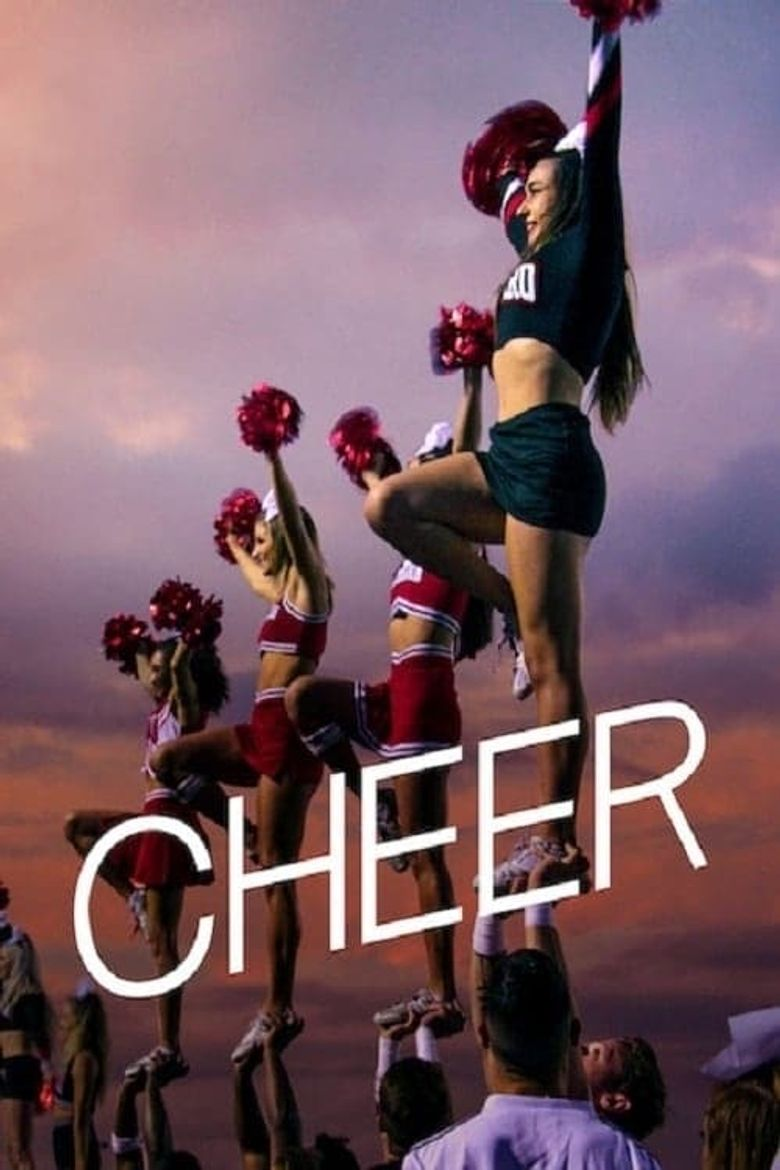 Poster for CHEER Watch Party + Q&A