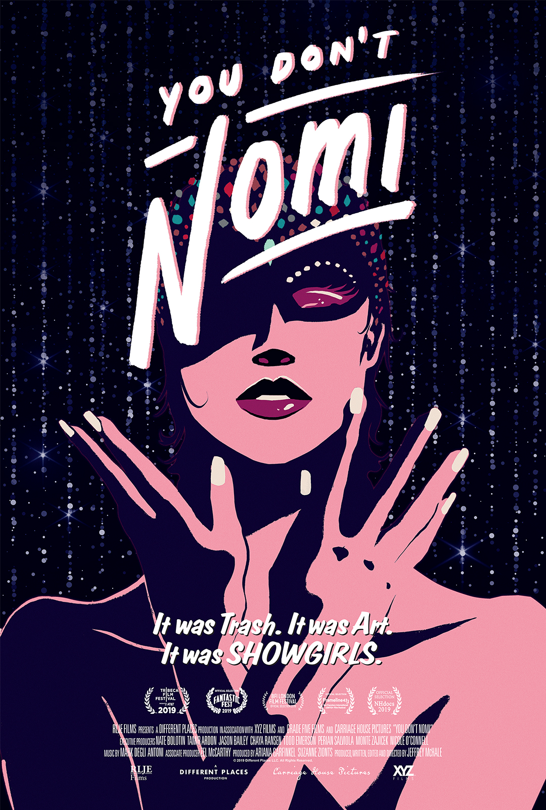 Poster for You Don't Nomi