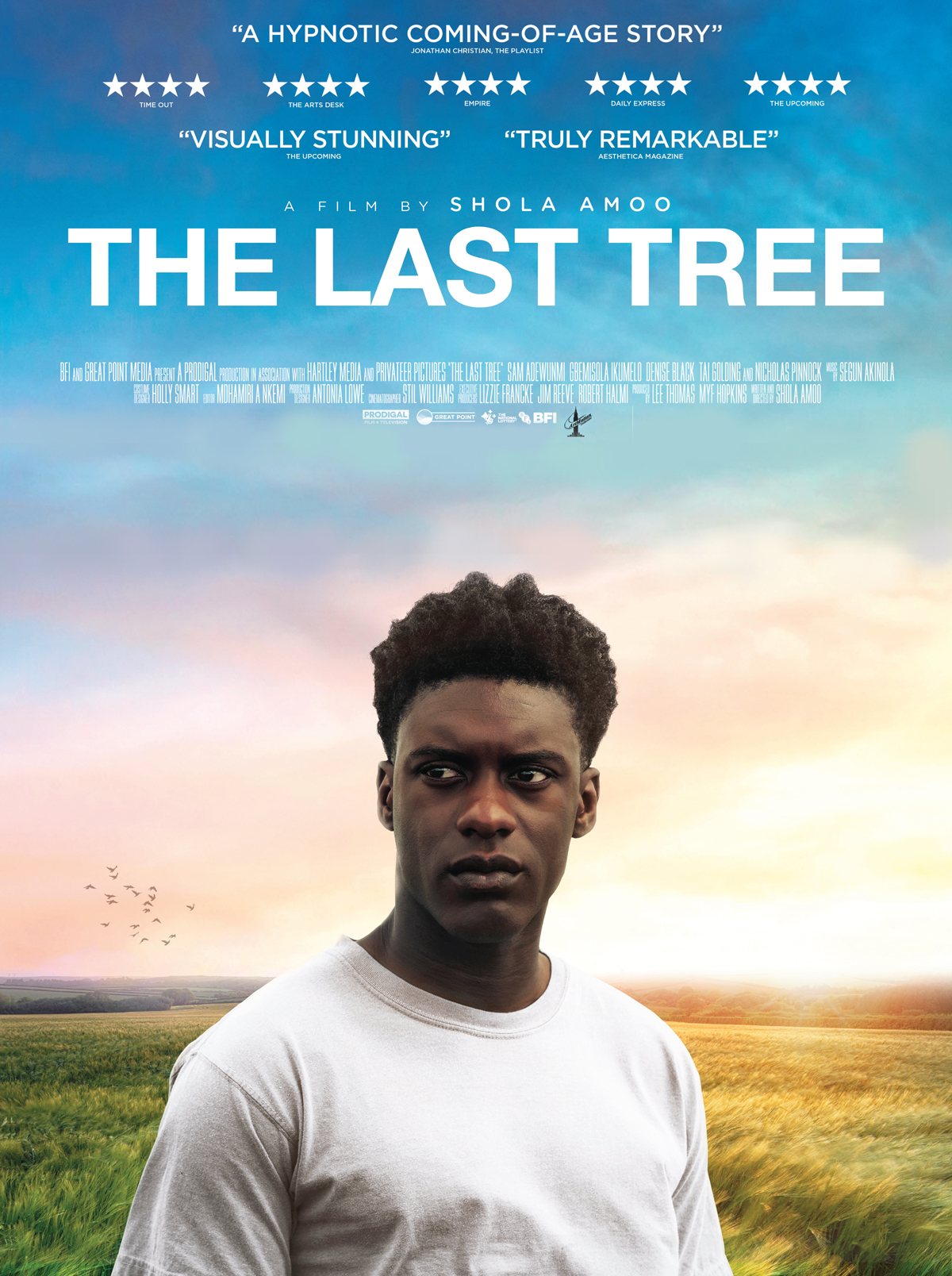 Poster for The Last Tree