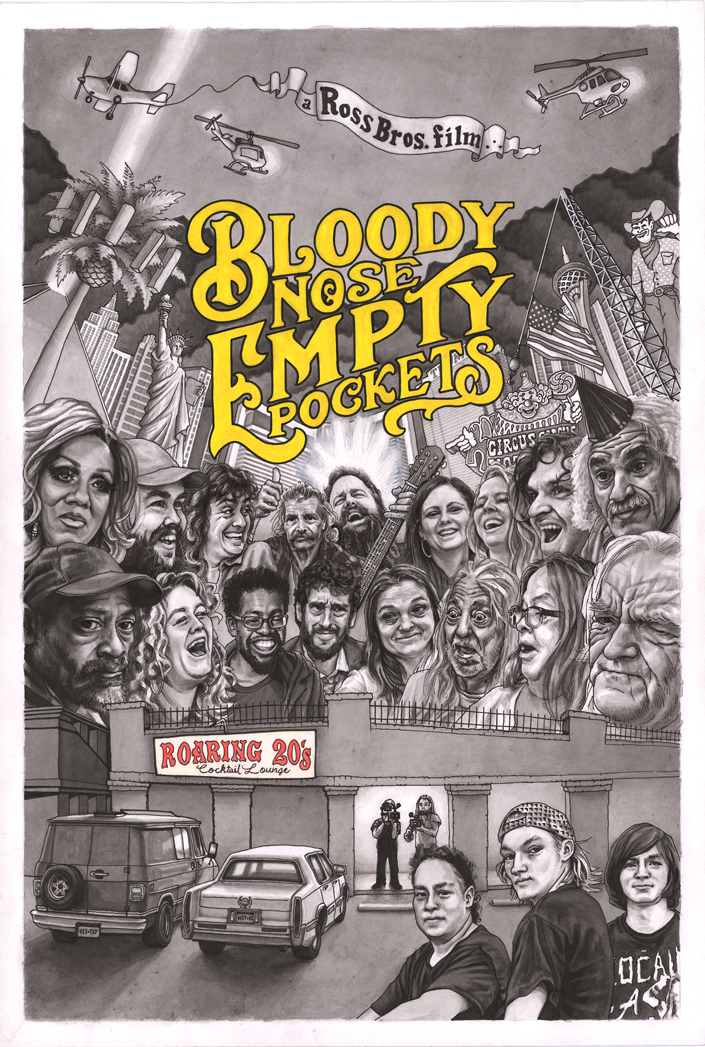 Poster for Bloody Nose Empty Pockets