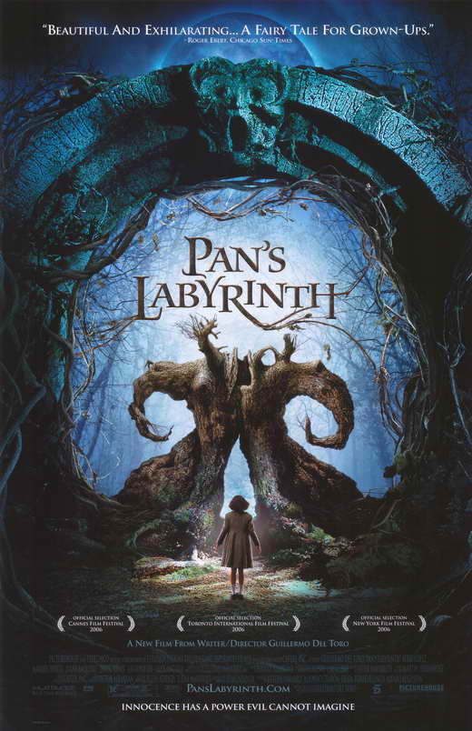Poster for Pan's Labyrinth (CANCELLED DUE TO RAIN!)