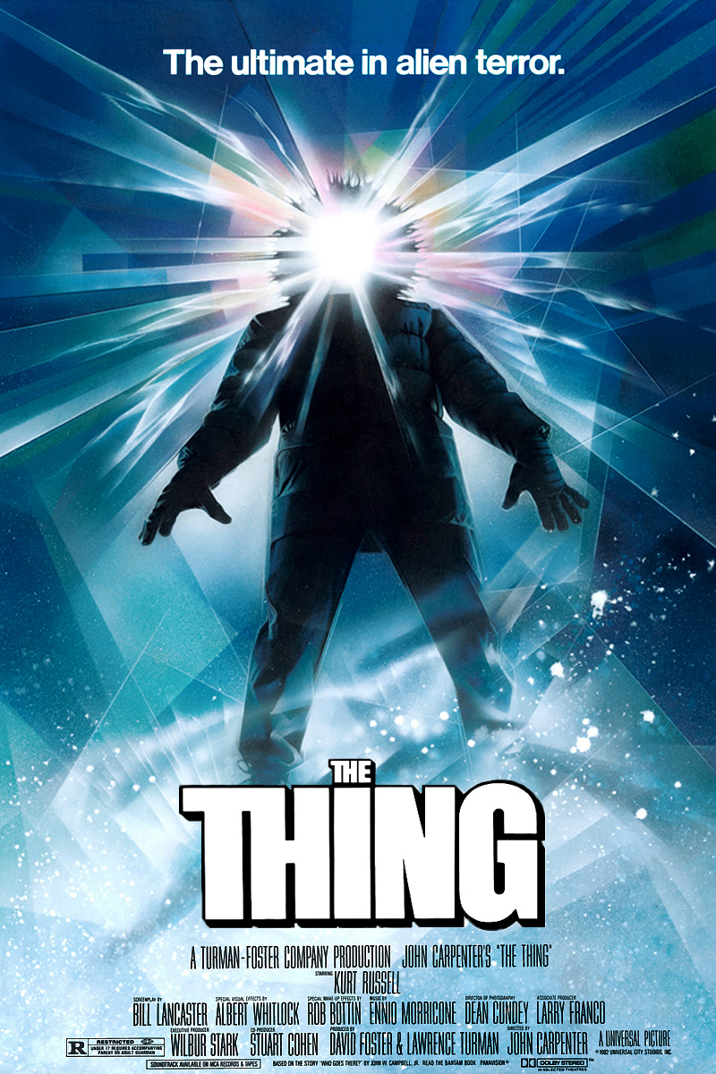 Poster for The Thing