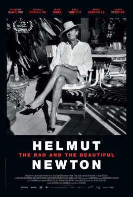 Poster for HELMUT NEWTON: THE BAD AND THE BEAUTIFUL