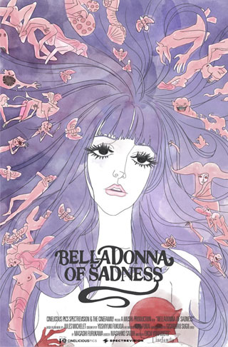 Poster for Belladonna of Sadness