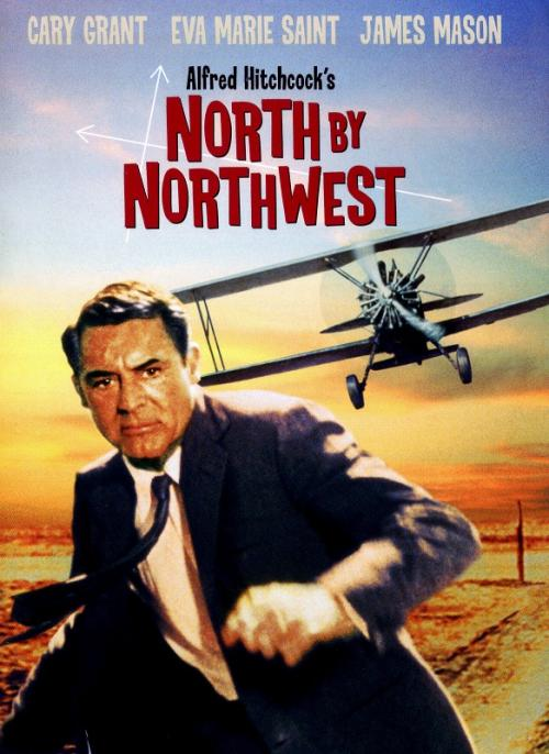 Poster for North by Northwest
