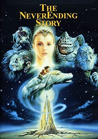 Poster for The Neverending Story