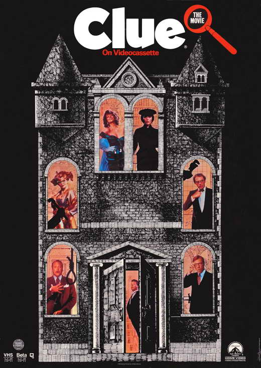 Poster for Clue