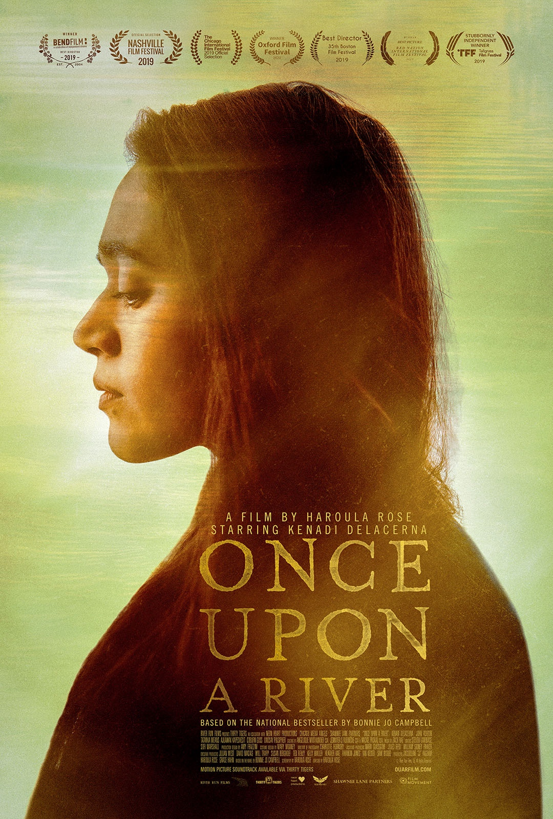 Poster for Once Upon a River