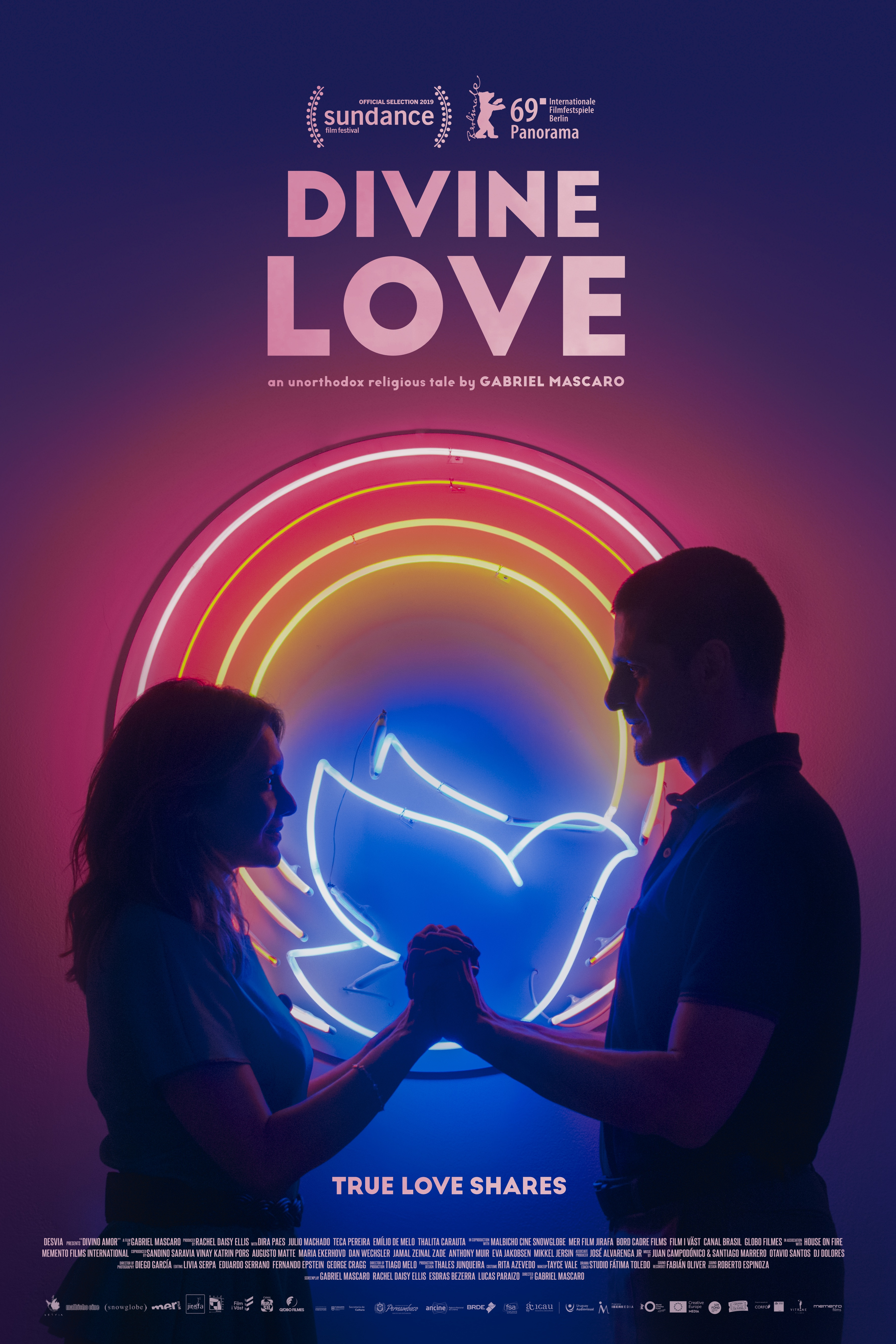Poster for Divine Love