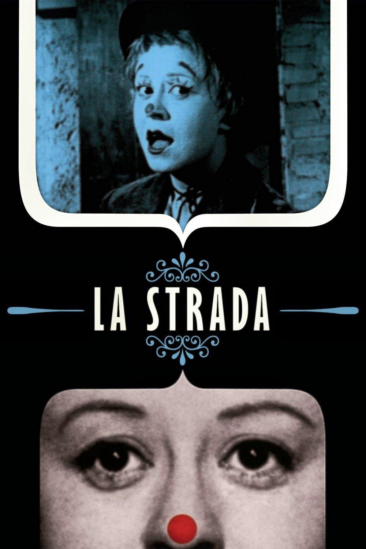 Poster for La Strada