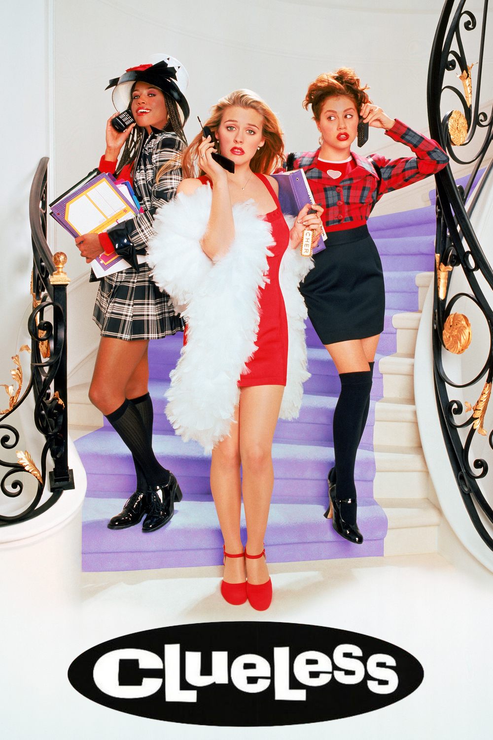 Poster for Clueless at Second Best!