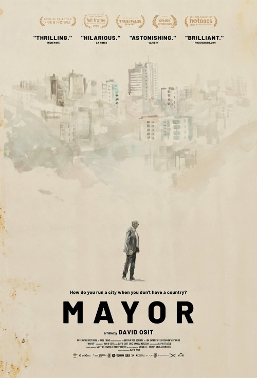 Poster for Mayor