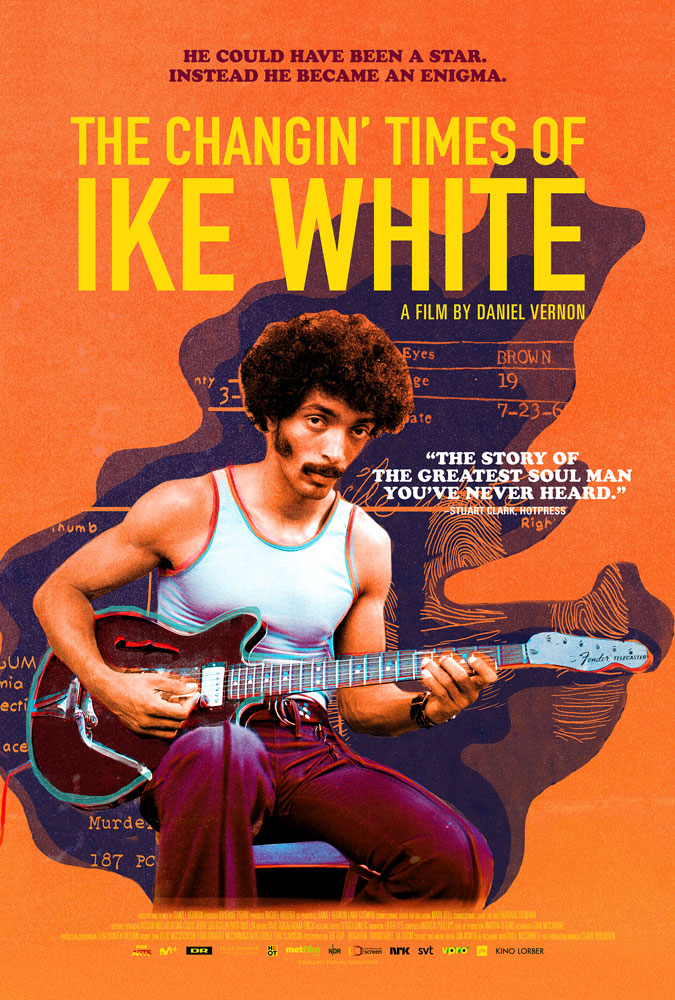 Poster for The Changin' Times of Ike White
