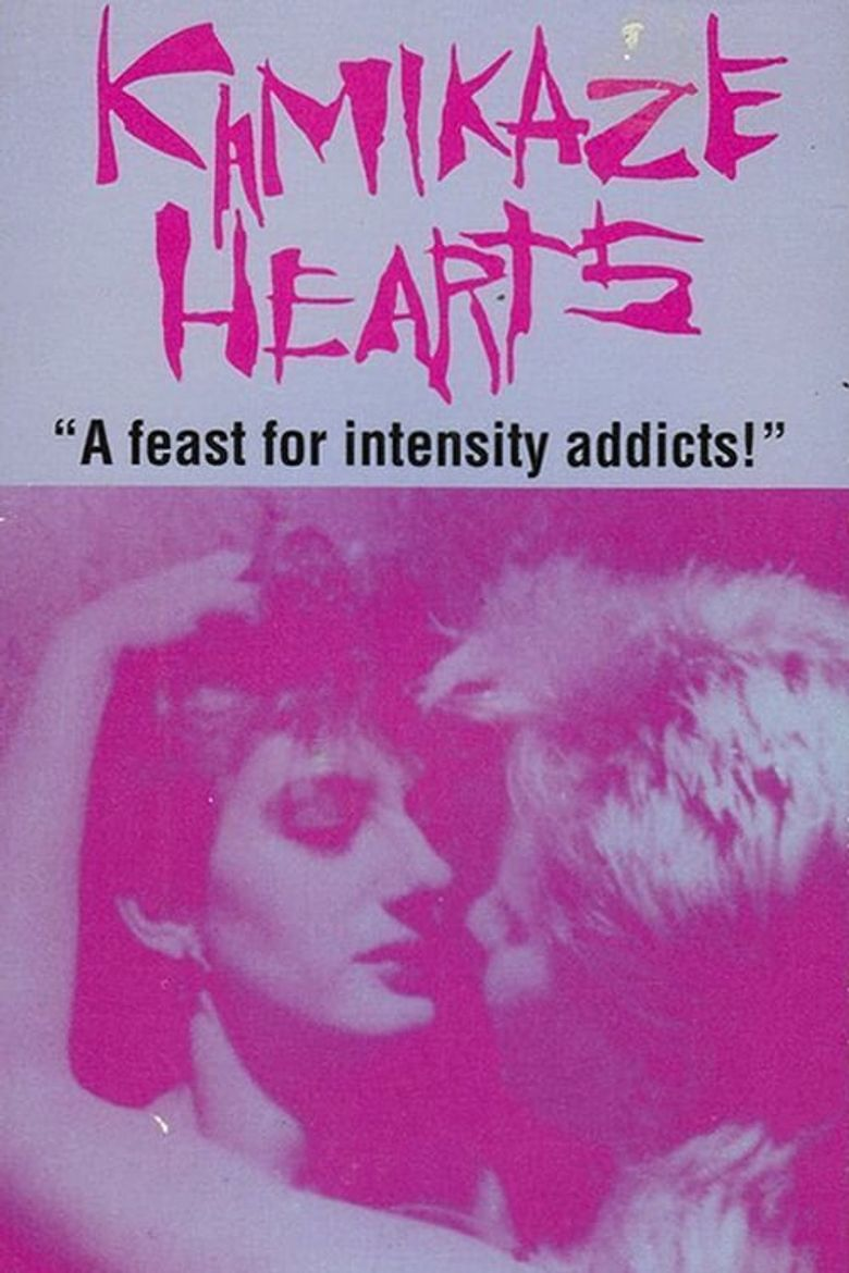 Poster for Kamikaze Hearts