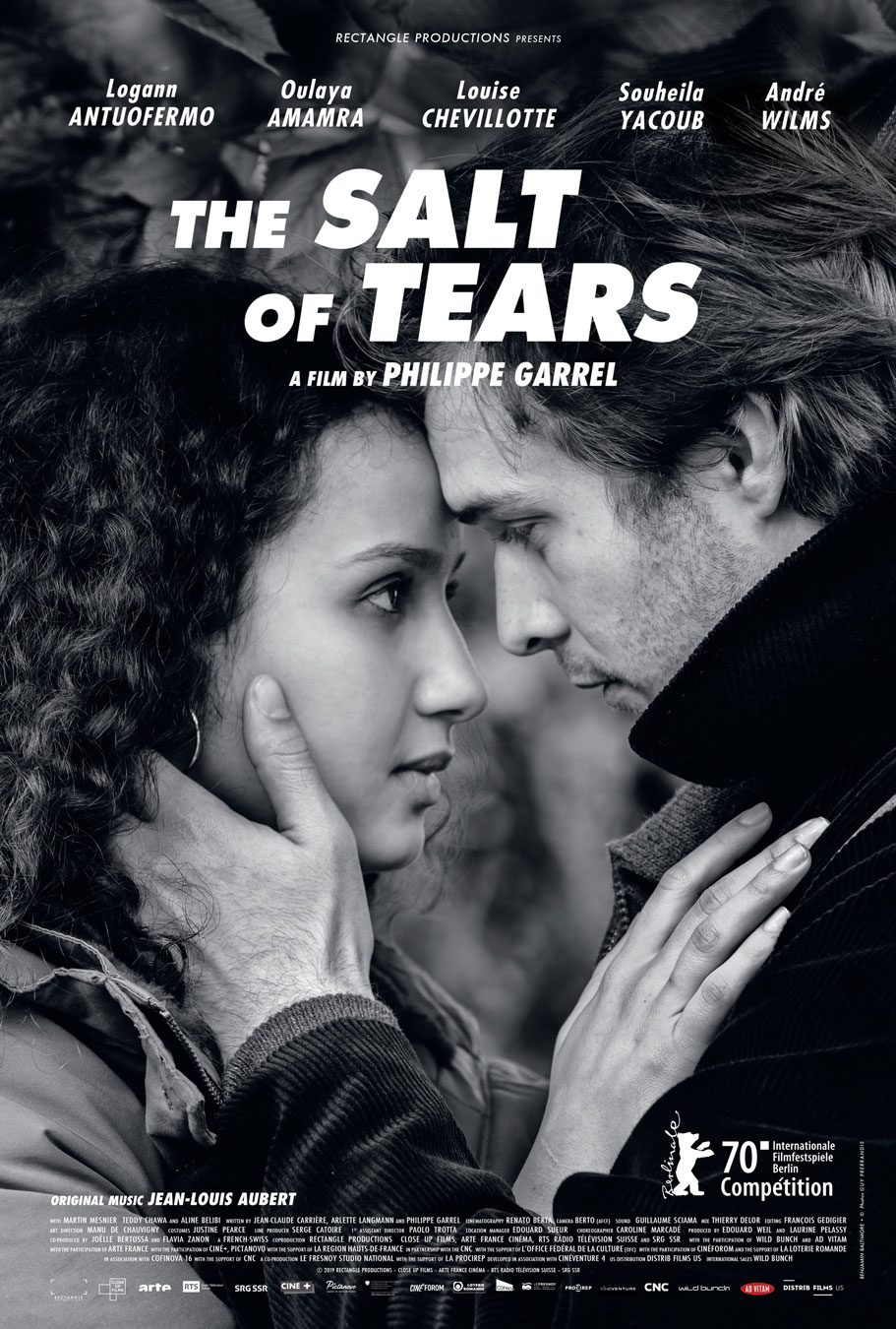 Poster for The Salt of Tears