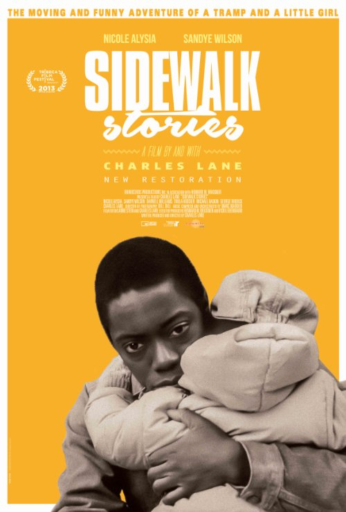 Poster for Sidewalk Stories