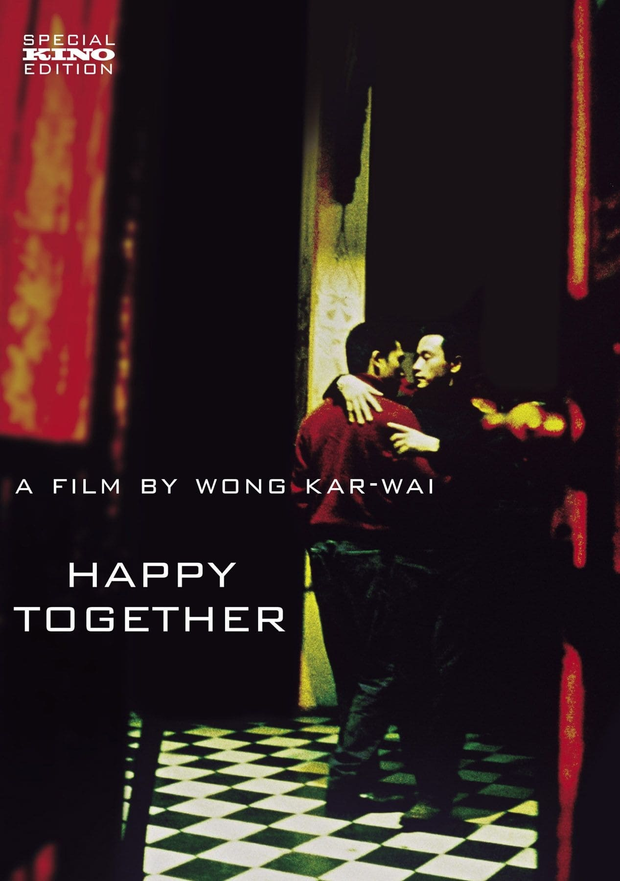 Poster for Happy Together
