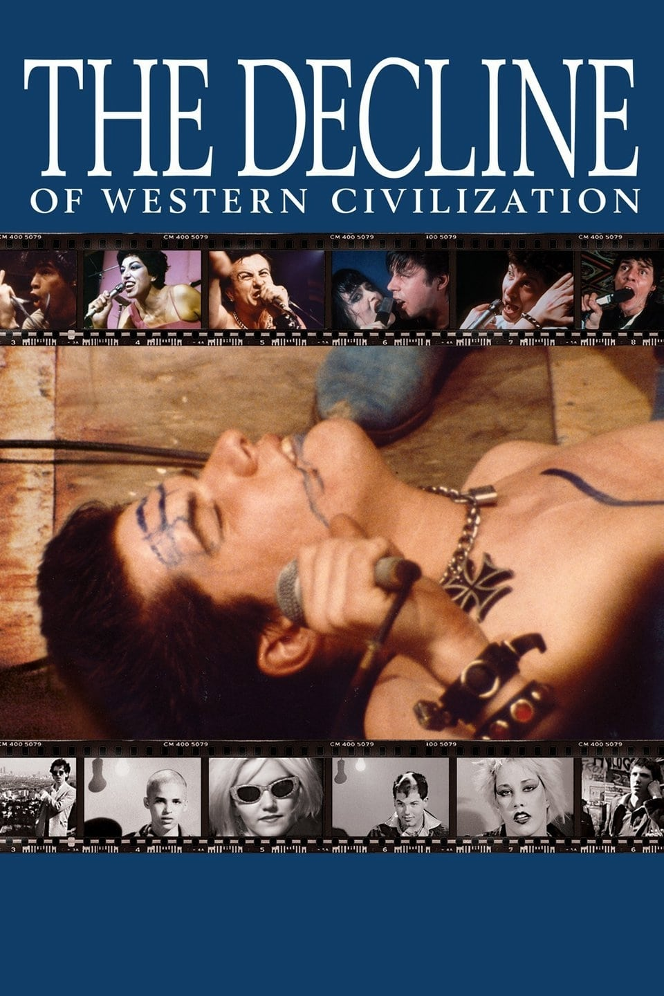 Poster for The Decline of Western Civilization & Q&A with Penelope Spheeris