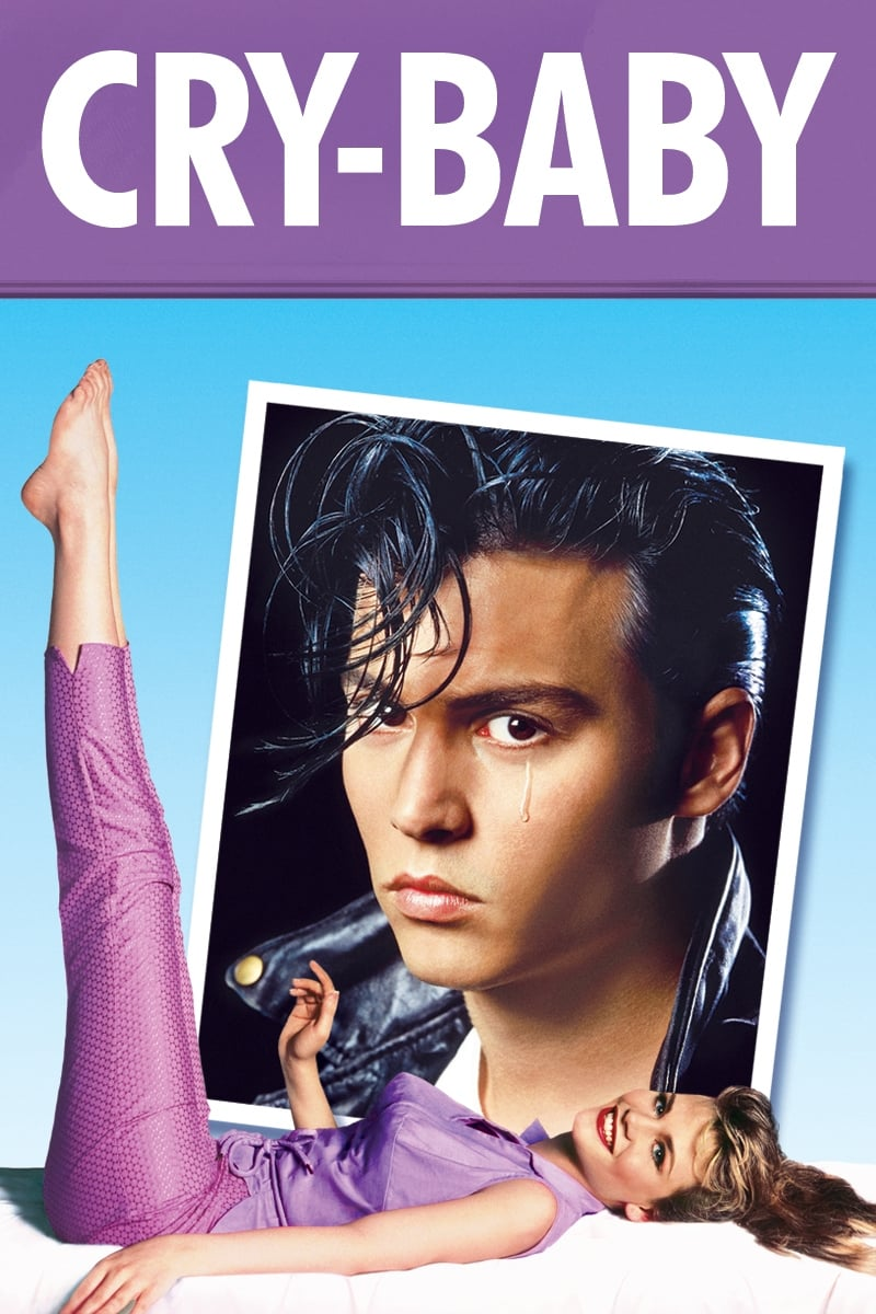 Poster for Cry-Baby