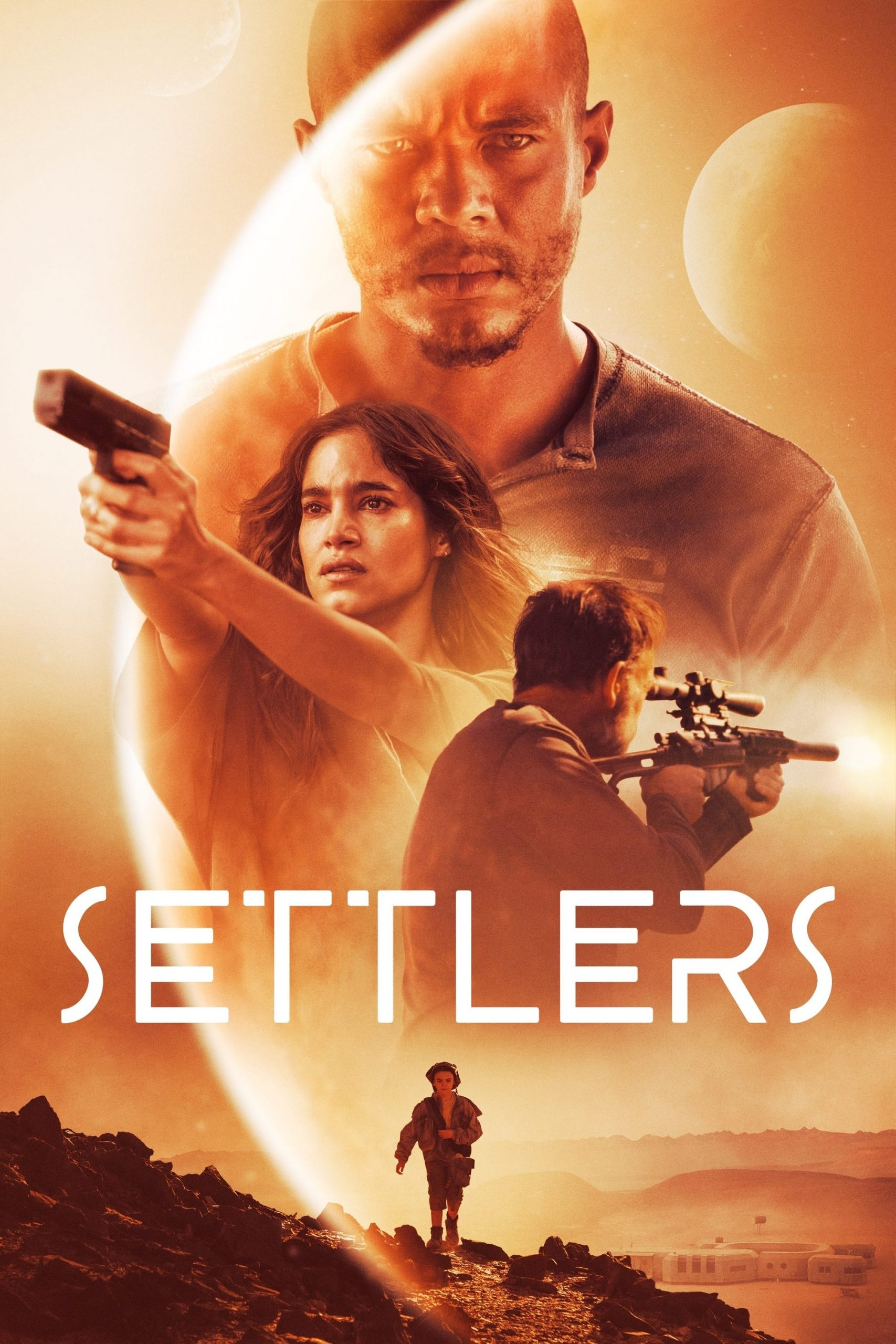 Poster for Settlers