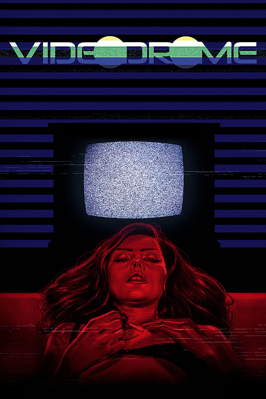 Poster for Videodrome